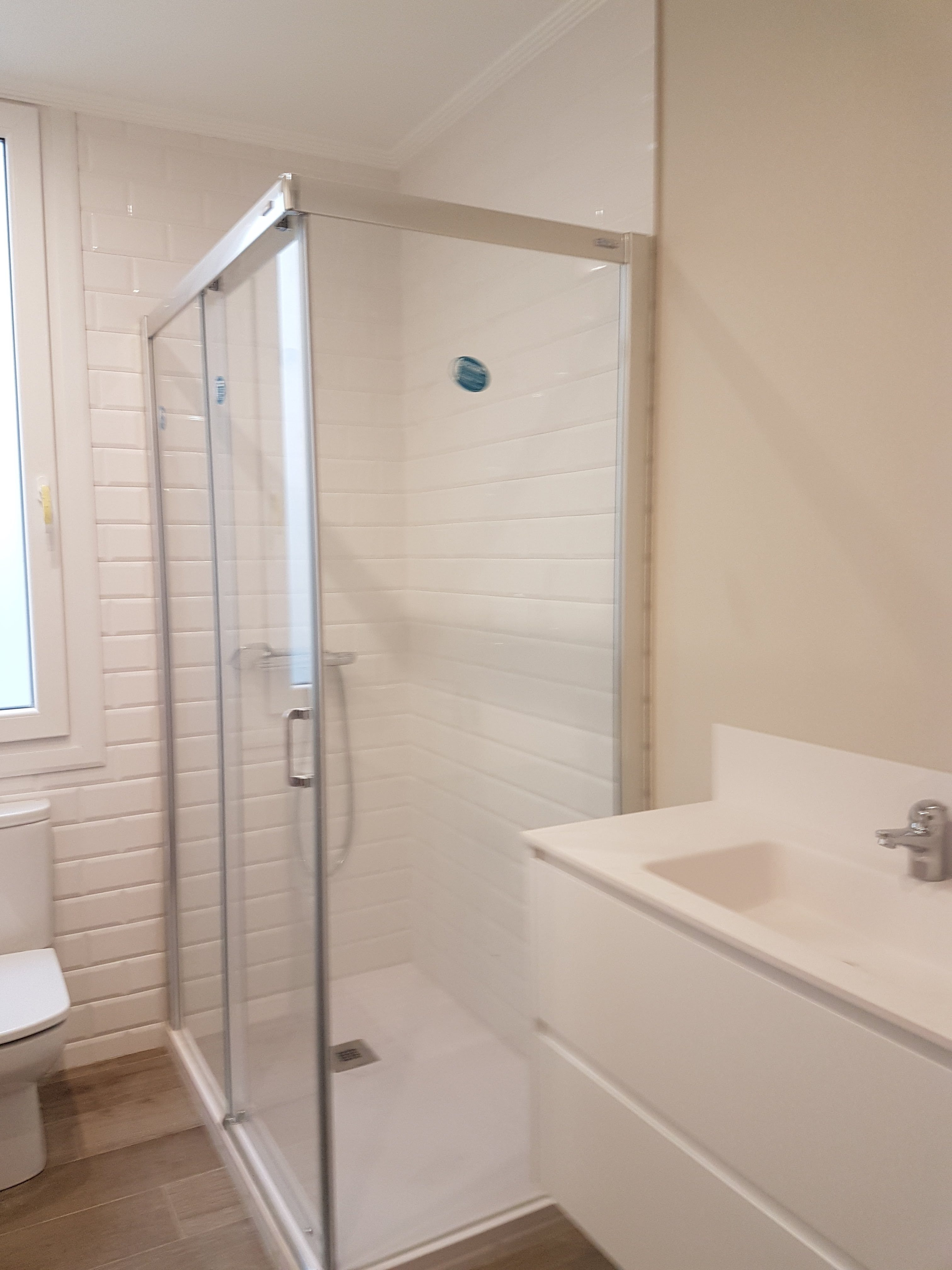 Baño y ducha 2